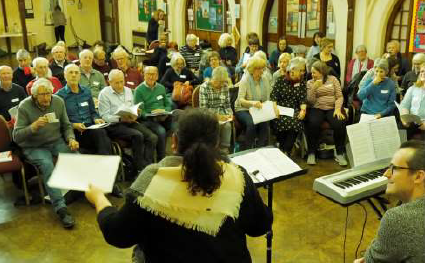Rossini workshop March 2019